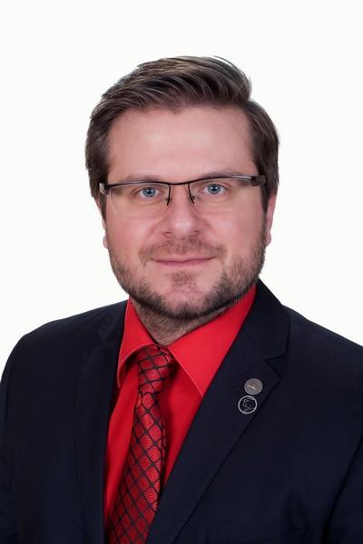 Mgr. Tomáš Rousek, ředitel pracoviště v Praze